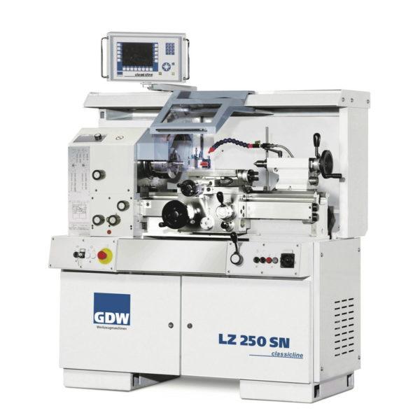 токарный высокоточный станок LZ 250 SN