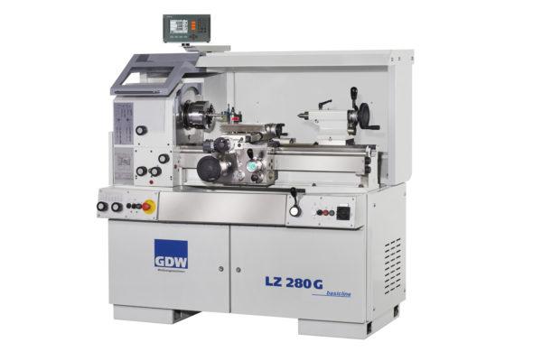 токарный прецизионный станок LZ 280 G